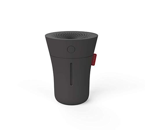 Boneco Humidificador nebulizador personal U50 - Para la oficina, el hogar o el automóvil - con cable de conexión USB-C, negro
