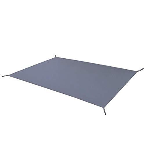 Gazaar Lona de lluvia para camping, ligera, impermeable, resistente al viento, 5 en 1, tapete multifuncional Ripstop para picnic y refugio de camping para patio, viajes al aire libre, playa