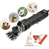 LoveDeal 650W Electric Sheep Alpaca Goats Shears, 6 Adjustable Speed Shearing Clipper, Pet Grooming Trimmer - for Sheep Animal Livestock