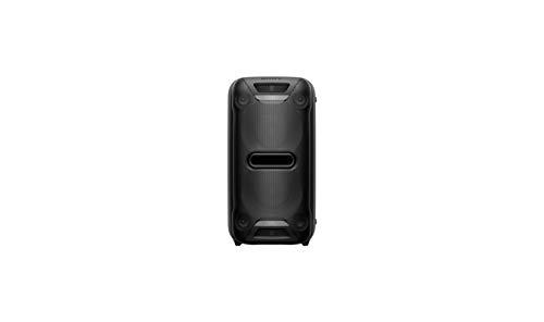 Sony GTK-XB72 High PowerParty Lautsprecher (Bluetooth, NFC, One Box Hifi Music System, Extra Bass, Lichtleiste, Lautsprecherbeleuchtung, Stroboskoplicht) schwarz - 5