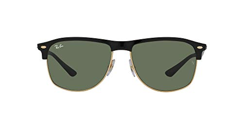 Ray-Ban 0RB4342 Gafas, BLACK, 59 Unisex Adulto