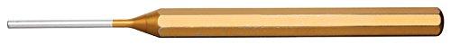 119-1,5 - GEDORE - Cacciaspine 1,5 mm caratteristiche: Sec DIN 6450 · In acciaio cromo molibdeno vanadio 45CrMoV7, temprato ad aria · Uniformemente temprato sull'intera lunghezza e accuratamente rinvenuto · Teste di battuta rinvenute a induzione · Es...