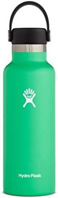 Hydro Flask Water Bottle Standard Mouth Flex Lid 24 oz Spearmint product image