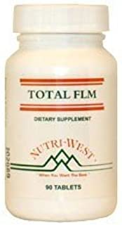 Total FLM 90 Tablets by Nutri West by Nutri-West