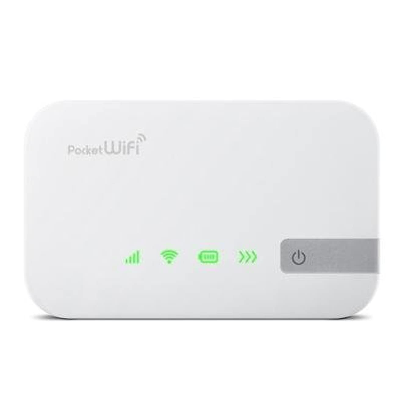 Huawei Y!mobile Pocket WiFi 401HW ホワイト