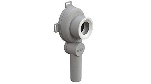Siphonly® Urinal Ablauf | Urinal Siphon | Unterputz Absaug Sifon Abgang senkrecht | DN 50 mm