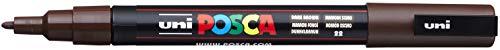 Uniball 156737000, Marcatore, colore Marrone Scuro, 1 pezzo