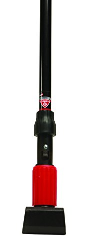 O'Cedar Commercial 6508 Jaw Clamp Mop Stick, Metal Handle (Pack of 12)
