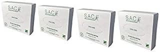 Sanitary Napkin Disposal Bags pack of 4