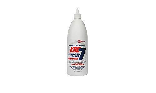 KRC-7 Bathroom Cleaner Original Gel Formula, 32 oz Bottle