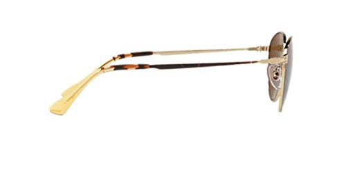 PersolPO2445S-107557SunglassesHAVANAGOLDw/BROWNPOLARLens52mm商品カテゴリー:サングラス[並行輸入品]