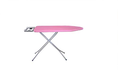 Review LIAN Ironing Board Foldable Desktop Portable Ironing Board (Size : C)