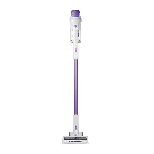 Kenmore 21.6V Lightweight 2-in-1 Vacuum, Hybrid, HEPA Filter, Lithium Ion Battery, 2-Speed Settings, Combo Tool Cordless Stick Vac, Purple