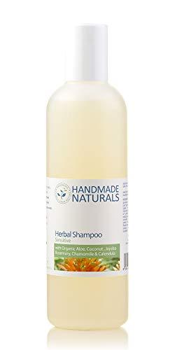 Handgefertigt Naturals Herbal Shampoo für empfindliche Haut