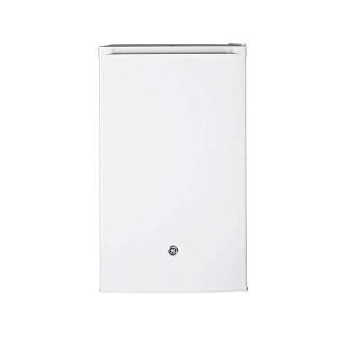 GE GME04GGKWW Compact Refrigerator Mini Fridge, White