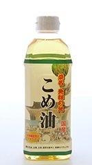 油清 桑名の米油 ぺット 500g