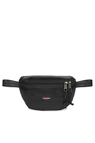 Eastpak Springer 2L Bum Bag - Satin Black