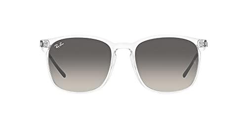 Ray-Ban 0rb4387-647711-56, Gafas Hombre, Transparente