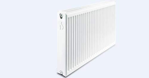 TrendLine Heizkörper Typ 22 weiß 600 mm x 800 mm 1322 Watt Wärmeleistung