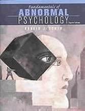 Fundamentals of Abnormal Psychology: Ronald J. Comer (Paperback, 2004)