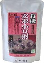 コジマフーズ 有機玄米小豆粥 200g 20パック