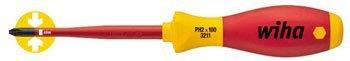 Destornilladores, Conductores de Tuerca y Conductores de Socket AisladoSlimPhillip Destornillador #1 por Wiha Tools
