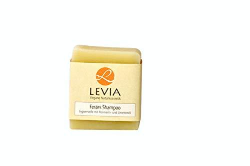 Levia Festes Shampoo Ingwer m. Rosmarin- u. Limettenöl 100g
