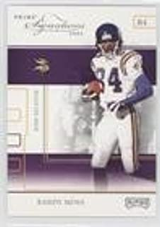 Randy Moss (Football Card) 2002 Playoff Prime Signatures - [Base] - Samples Silver #28