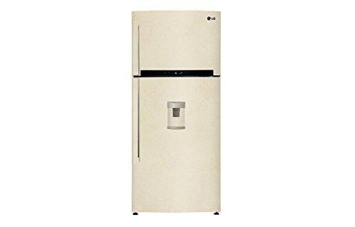 LG GTF744SEPM Libera installazione 511L A++ Sabbia frigorifero con congelatore