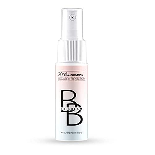 Guillala Spray BB Creme Concealer Bleaching Aufhellung BB Creme tragbar Feuchtigkeitsspendende Aufhellung Wasserdicht Schweißfeste langlebige Kosmetik für Make-up,...