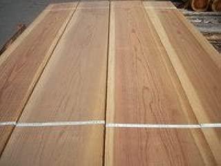 建築材、DIYに最適 【カット無料】国産杉板(日田杉) 無垢、一面無節材(上下二面のうち) 長さ1.97m 厚み1.2cm 幅25cm