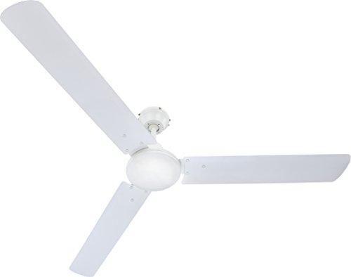 Deckenventilator mit Wandschalter Ventilator Lüfter Windmaschine Globo Ferro 0310/034010
