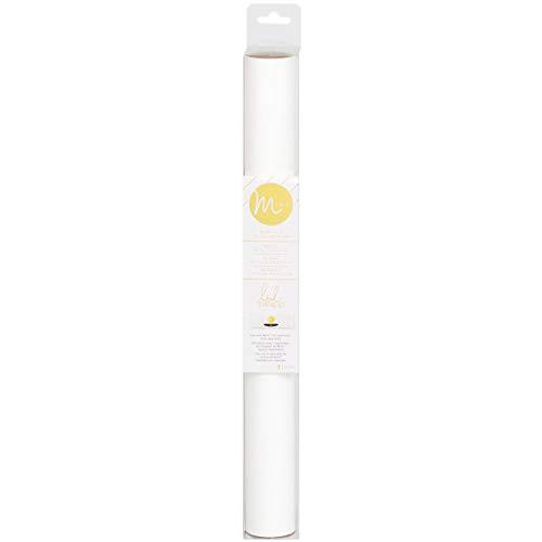 Amerikaanse ambachten Minc Reactieve folie 12.25-inch-ondoorzichtig wit 5' Roll, andere, veelkleurig, 3.81x3.81x34.92 cm