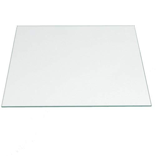 Creality3D CR-10 S5 - Placa de Cristal (510 x 510 x 4 mm, semiendurecida)