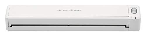 ScanSnap iX100 Weiß - Mobiler Dokumentenscanner - A4, Wireless, WiFi, USB