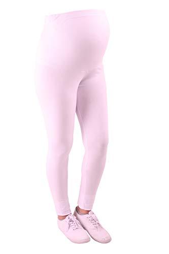 M.C. Ondoorzichtige voorwaarden voor dagelijks gebruik en sport, zwangerschapsleggings voor dames, zwangerschapsleggings en thermo-leggings