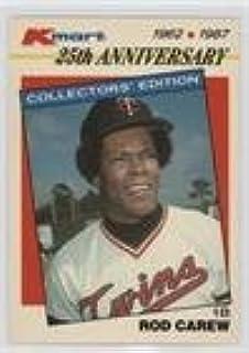 Amazoncom 1987 Topps Baseball Kmart 25th Anniversary
