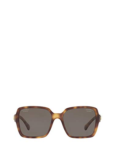 CHANEL Luxury Fashion Damen CH5408166283 Braun Acetat Sonnenbrille | Jahreszeit Permanent