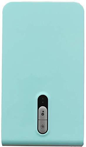 Smartphone Sanitizer Box, Tragbarer UV Sterilisator Desinfektionsbox, UV Licht Desinfektionsgerät Aromatherapie Desinfektionsgerät für Handy Zahnbürste Schnuller Schmuck Uhren Brillen (Blau)