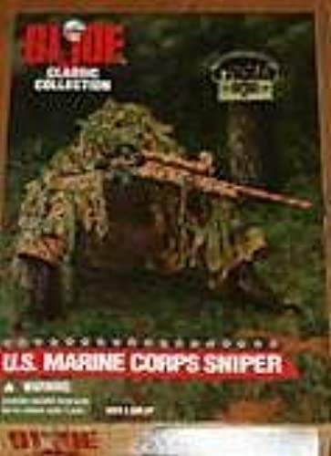 Gi Joe 1997 Limited Edition U S Marine Corps Sniper African American schwarz by G. I. Joe