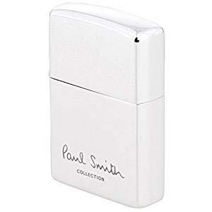 ポールスミス Paul Smith ライター Zippo ジッポ ジッポー ライター オイルライター ロゴ シルバー 553-764-800