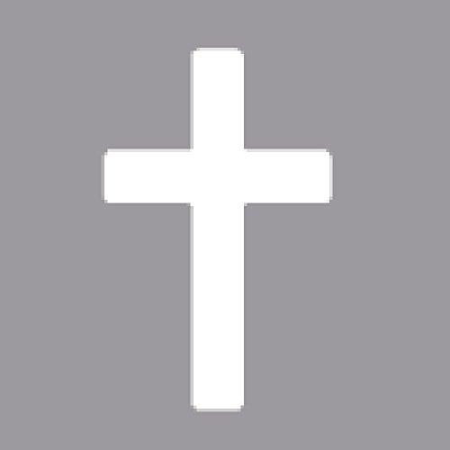 Rayher Hobby 89979000 Motivstanzer Kreuz, ø 3,81 cm- 1,5 Zoll, geeignet für Papier/Karton bis zu 200g/m²