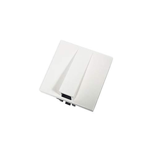 Niessen - n2207bl salida de cable zenit blanco Ref. 6522005142