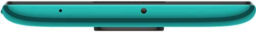 Redmi Note 9 (Aqua Green, 4GB RAM, 64GB Storage) - 48MP Quad Camera & Full HD+ Display