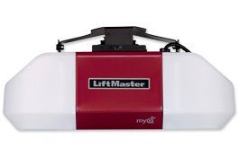 Best Review Of Garage Door Parts - (3 Complete Units with Rails) 7' Liftmaster 8587 Elite Series 3/4...