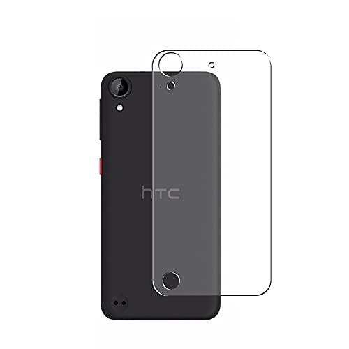 Vaxson 2 Stück Rückseite Schutzfolie, kompatibel mit HTC Desire 530 630, Backcover Skin TPU Folie Haut [nicht Panzerglas Bildschirmschutzfolie Hülle Hülle ]