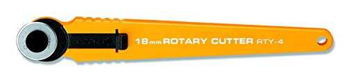Olfa RTY-4 Hobby - Cutter rotatorio (18 mm)