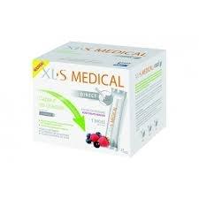 XLS Medical Liposinol Direct 90 Sticks voor de behandeling en preventie van overgewicht
