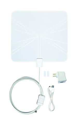 Winegard FL5500A - Antena (Negro, Blanco, UHF,VHF, 355 mm, 38 mm, 335 mm, 500 g)