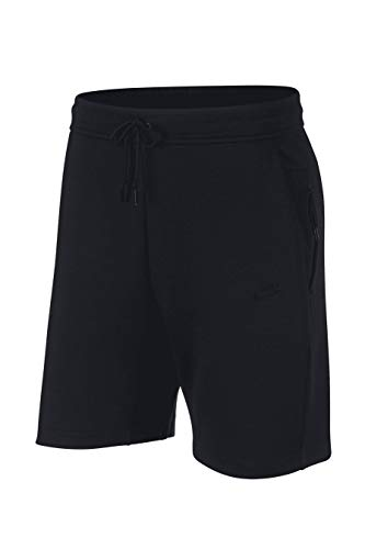 Nike Tech Fleece Shorts (L, Black/Black)